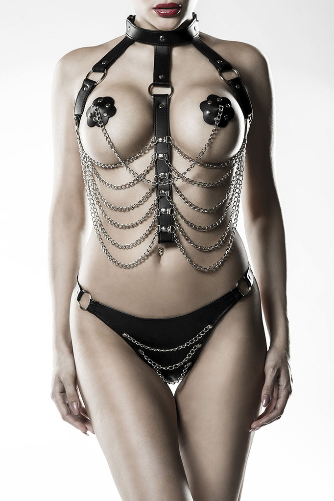 3 tlg Harness-Set