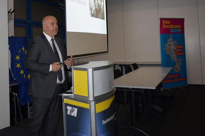 TPH-Geschäftsführer Michael Eßers