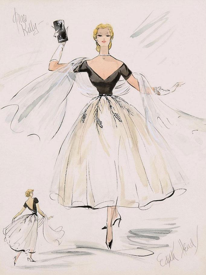"Diseño vestuario para ""La ventana indiscreta"""