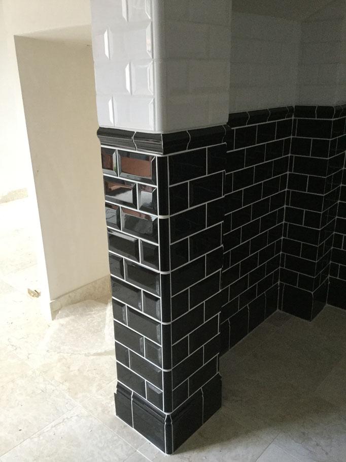 carrelage salle de bains Luçon