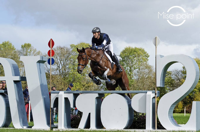 Gireg Le Coz et Aisprit de La Loge Mondial du Lion d'Angers © Copyright Mise O point