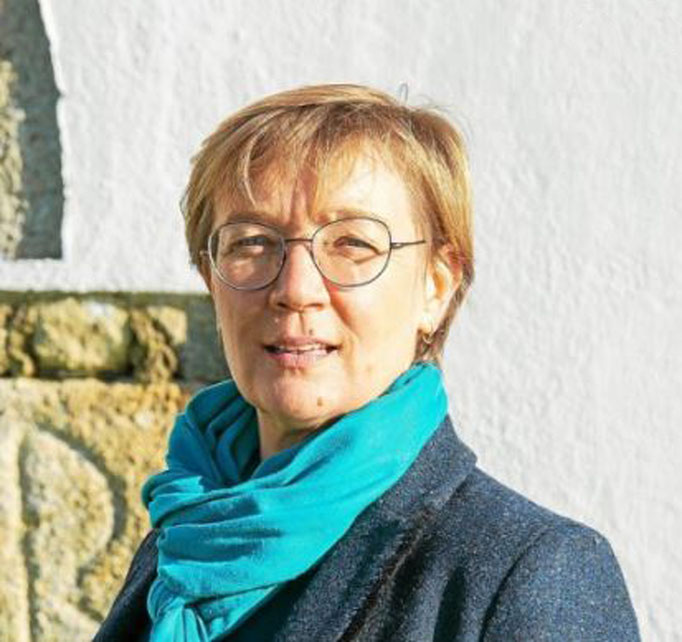 Sophie Le Chat (Maire de Plouhinec)