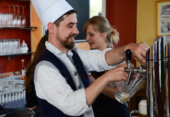 The Chef @ Work: Tobi aka Topscook Scheuer