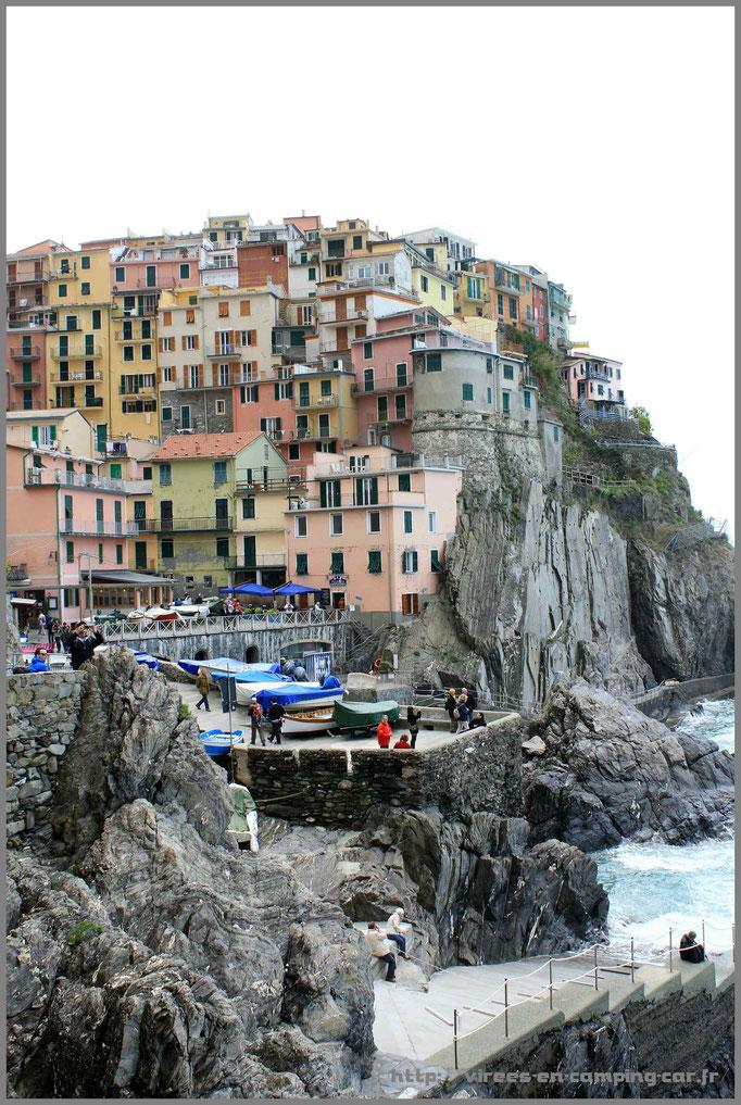 ©Virées en camping-car Italie
