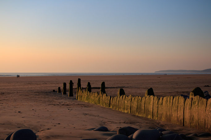 Strand in Westward Ho!