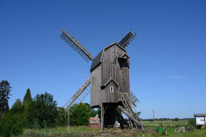Bockwindmühle in Wanzer