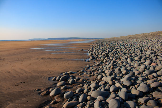Beach in Westward Ho!