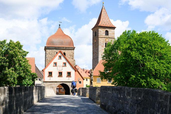 Ornbau, Tor zum fränkischen Seenland