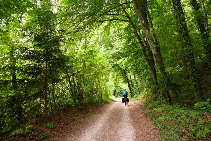Altmühl Radweg