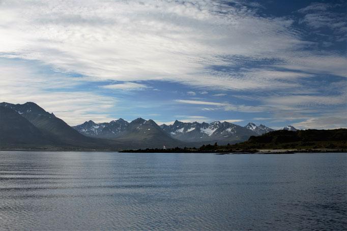 Die Berge von Lyngen / the alpsof Lyngen