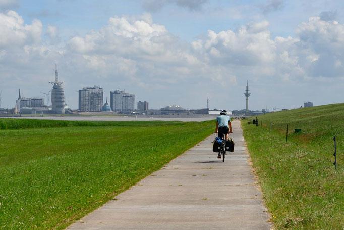Bremerhaven voraus