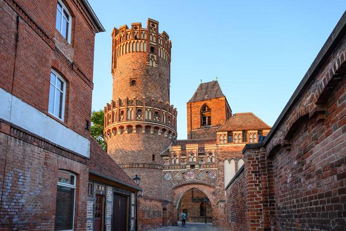 Burganlage von Tangermünde