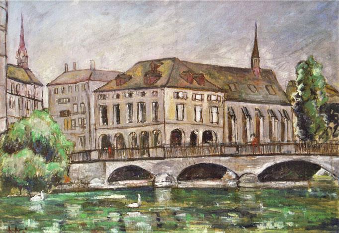 Wasserkirche Zürich