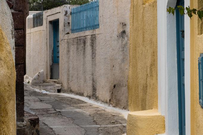 Messaria, Santorin,  Mai 2017