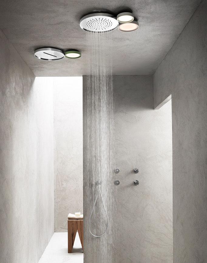 AQUAelite | Soffioni doccia modulari