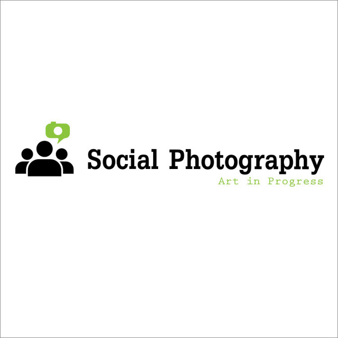 Social Photography Logo Design
