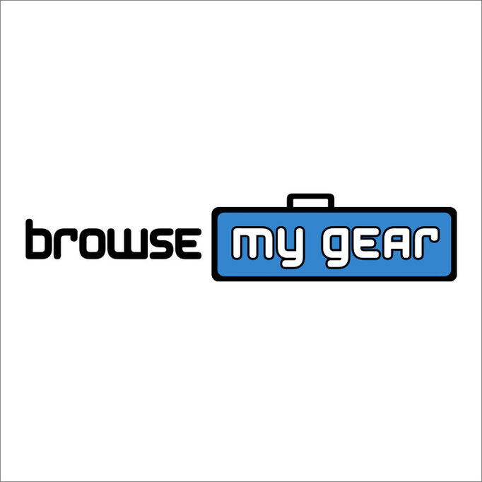 Browse My Gear Logo Design
