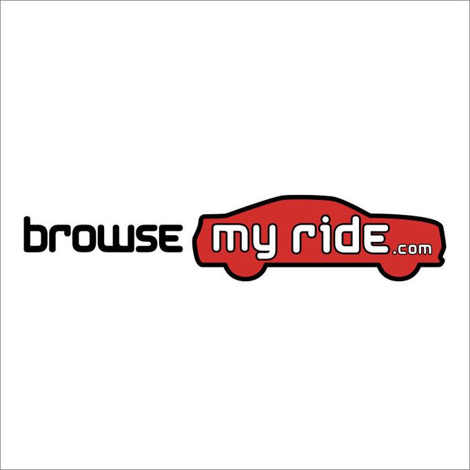 Browse My Ride Logo Design