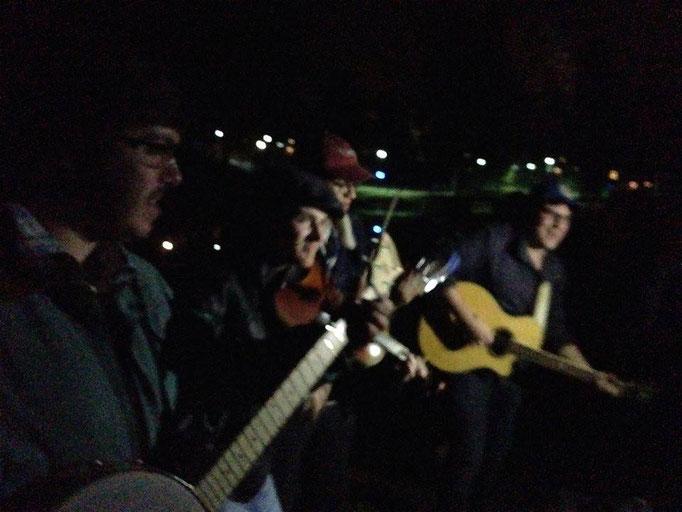 Tullamore Don't, December 2014 (Sunset Lake, Vassar College)