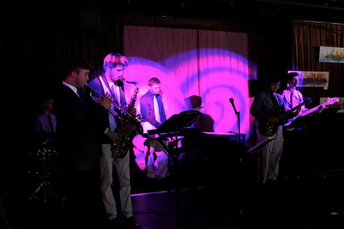 Jazz Combo, November 2012 (Bull and Buddha, Poughkeepsie, NY)