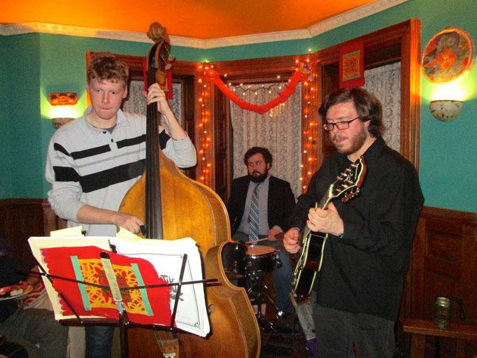 Jazz Combo, March 2017 (Brooklyn, NY)