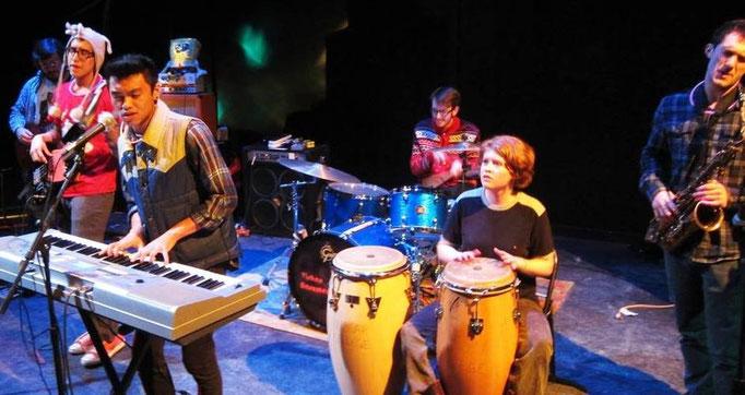 The Pocket, February 2014 (Shiva Theater, Vassar College)
