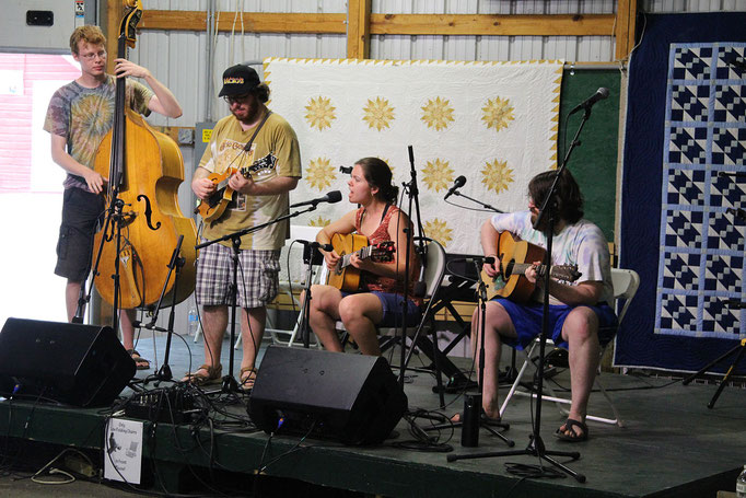 Folk Group, May 2016 (GottaGetGon Festival, Ballston Spa, NY)