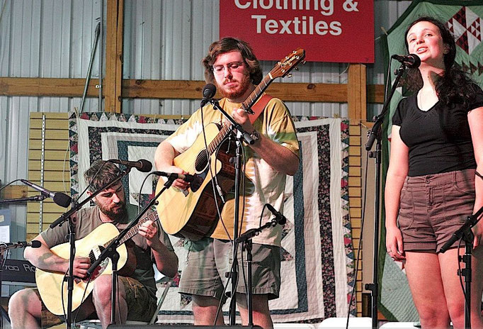 Folk Group, May 2014 (GottaGetGon Festival, Ballston Spa, NY)