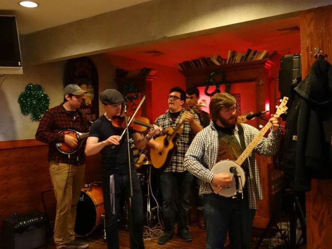 Tullamore Don't, February 2014 (Murphy's, Yorktown Heights, NY)