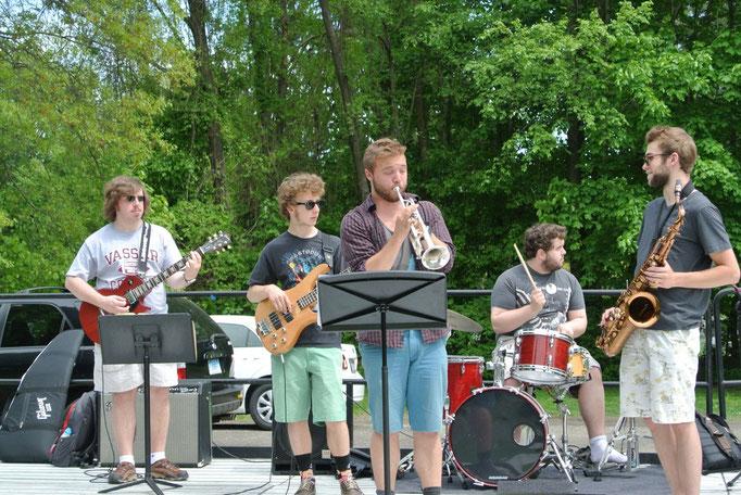 Jazz Combo, May 2013 (Bayit, Vassar College)