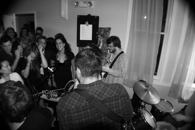 Tullamore Don't, October 2014 (Meat House, Vassar College)