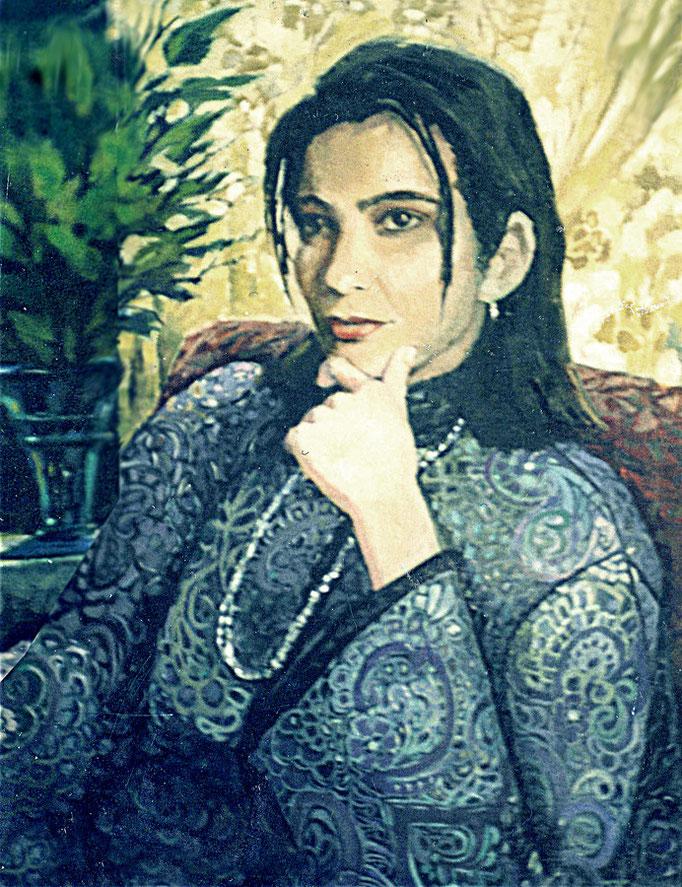 портрет_арабской_девушки ,х,м.35х45