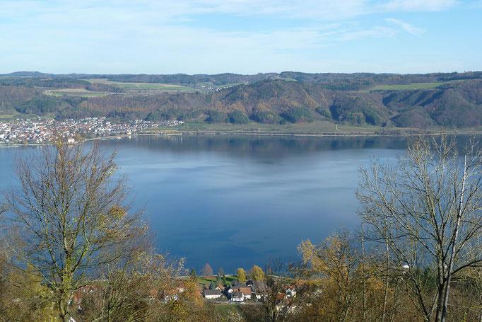 Blick auf den Überlinger See