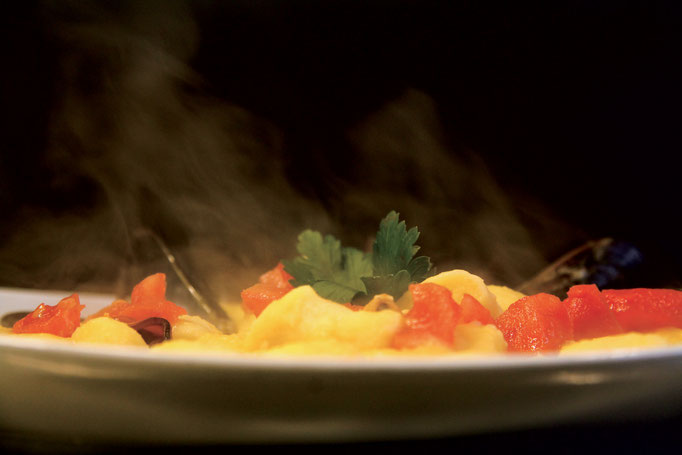 Pozzo Bianco - Birreria con cucina - Bergamo - Città Alta - Gnocchi - Home Made