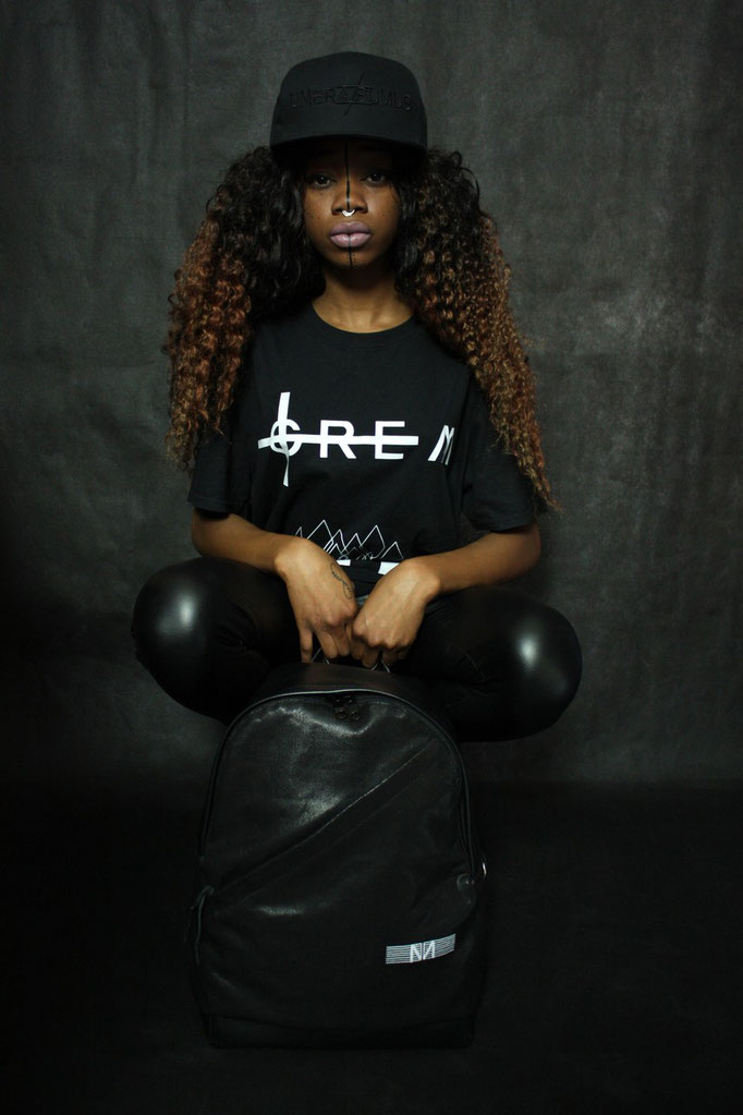 Model: Orean | Photography/Fashion/Design: Jennifer Moica