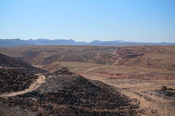 Crater Ramon, 2014