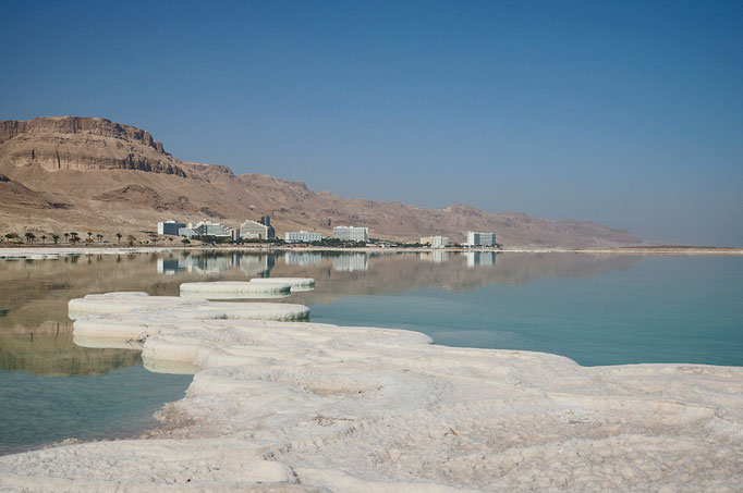 Dead Sea. Israel 2014