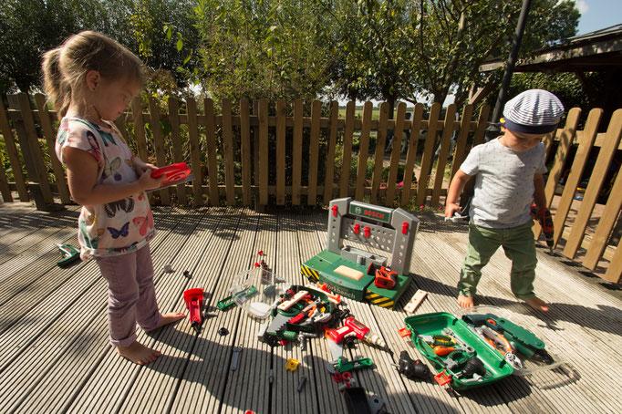 We hebben allerlei speeltjes