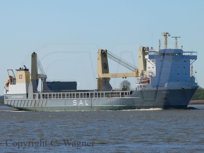 Heavy Lift Vessel TRINA