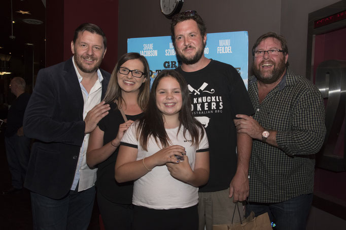 The BBQ Adelaide Premiere