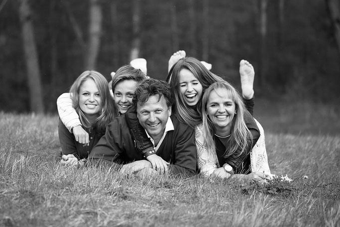 Familie foto's