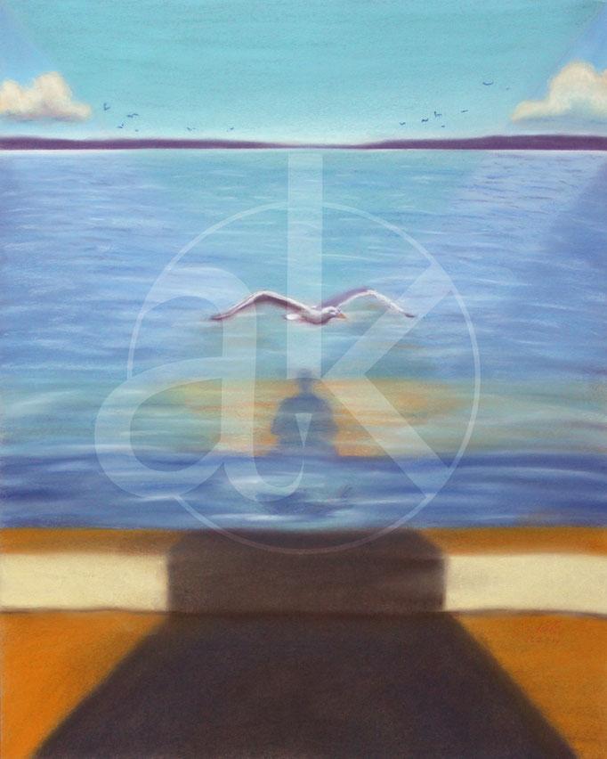 """Aus der Serie """"Gegenüber Grenzen"""" (2014)"""