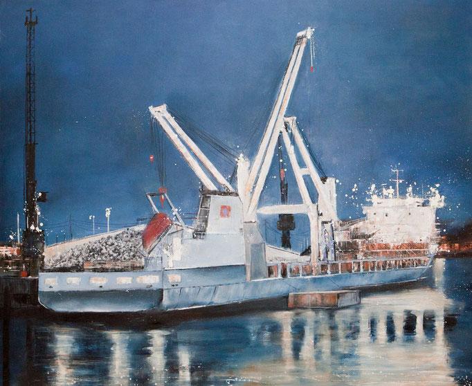 SAL, 180 cm x 160 cm, Öl auf Leinwand, 2010