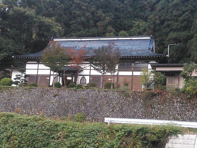 山形・白鷹町・蔵高院