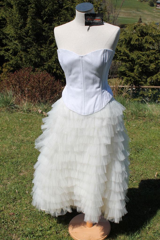 corset et jupon