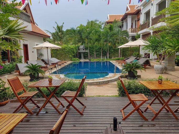 Unser Hotel :)