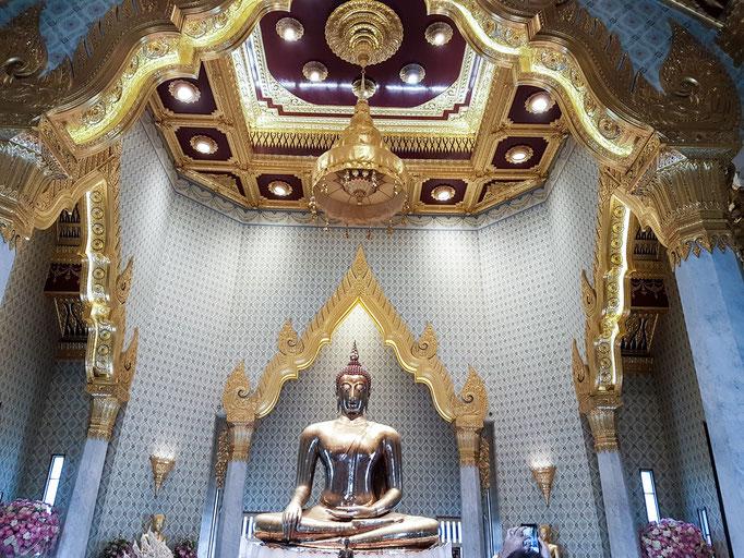 Goldener Buddah