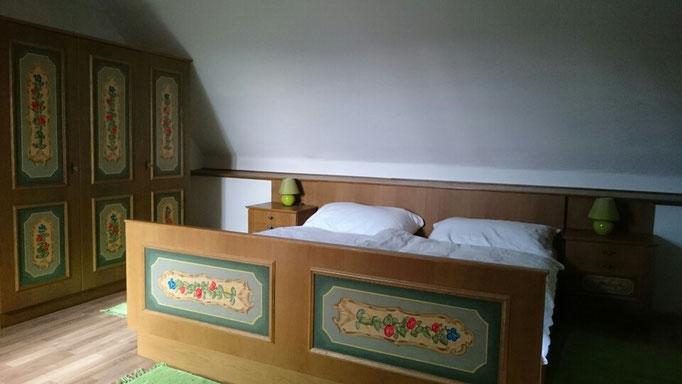 Schlafzimmer 3 - 1 Stock