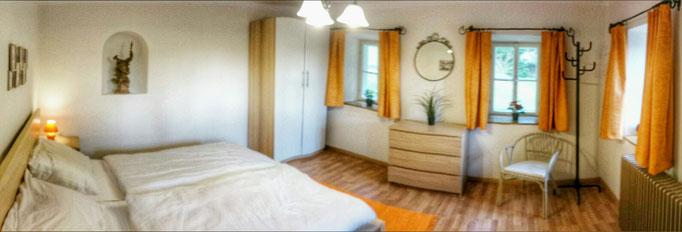 Schlafzimmer 1 - Erdgeschoss