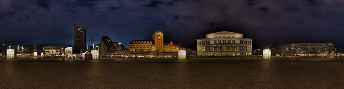 Leipzig, Augustusplatz